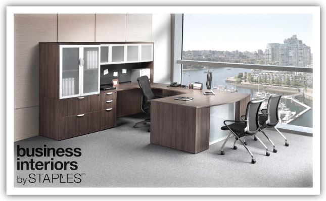 Business Interiors By Staples Possibilities Fairly Painless